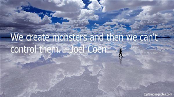 Joel Coen Quotes
