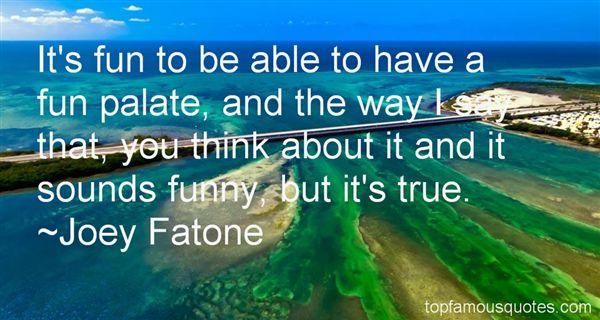 Joey Fatone Quotes