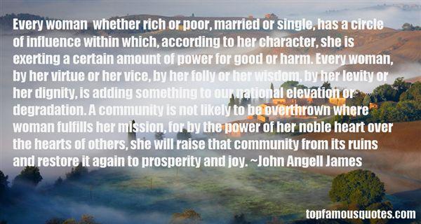 John Angell James Quotes