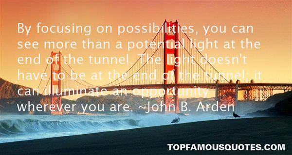John B. Arden Quotes
