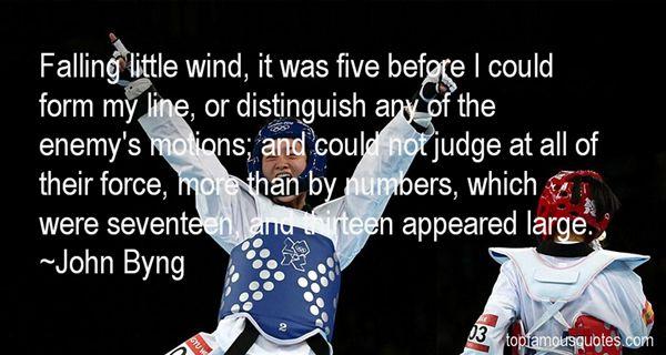 John Byng Quotes