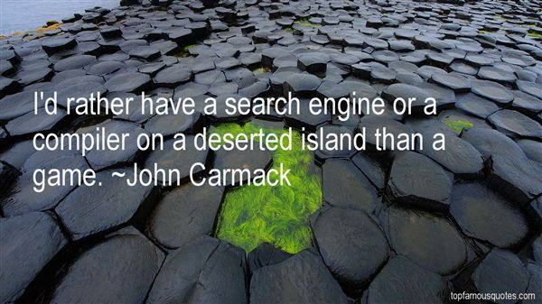 John Carmack Quotes