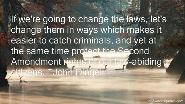 John Dingell Quotes
