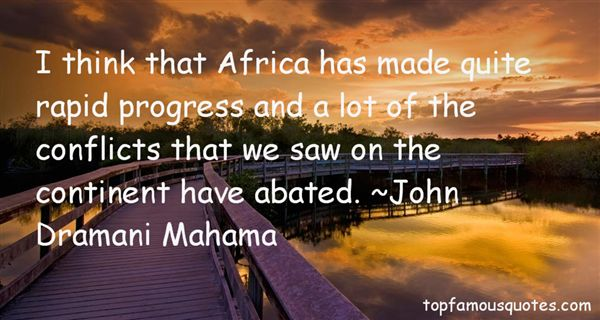John Dramani Mahama Quotes