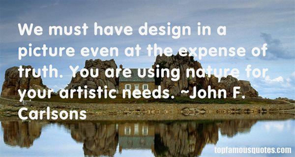 John F. Carlsons Quotes