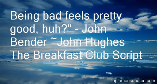 John Hughes The Breakfast Club Script Quotes