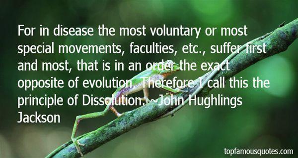 John Hughlings Jackson Quotes