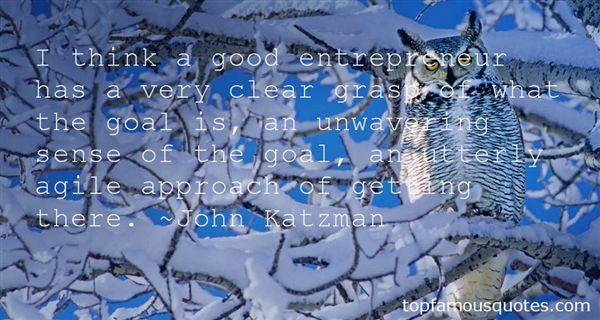 John Katzman Quotes