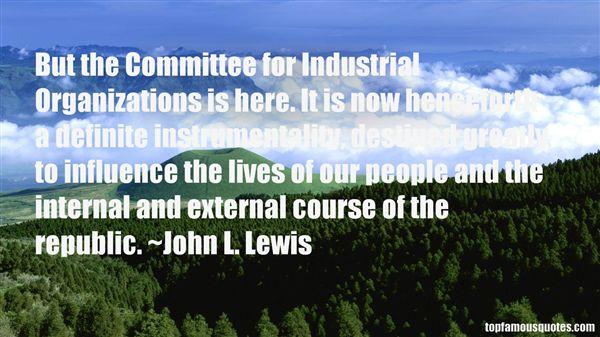 John L. Lewis Quotes