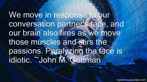 John M. Gottman Quotes