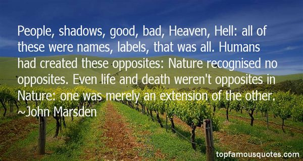 John Marsden Quotes