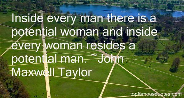 John Maxwell Taylor Quotes