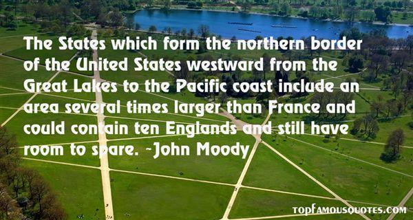 John Moody Quotes