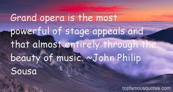 John Philip Sousa Quotes