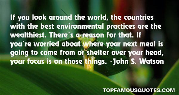 John S. Watson Quotes