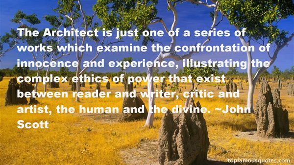 John Scott Quotes