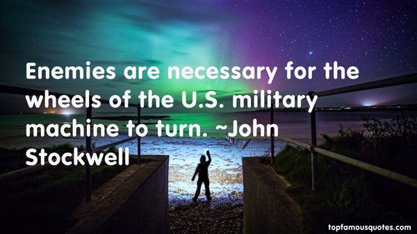 John Stockwell Quotes