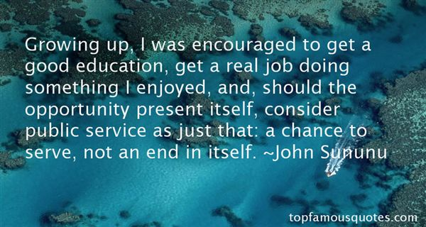 John Sununu Quotes