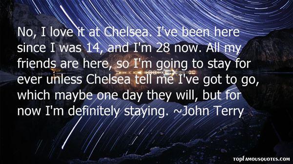 John Terry Quotes