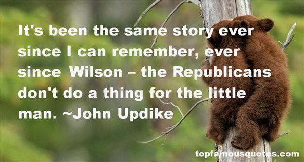 John Updike Quotes