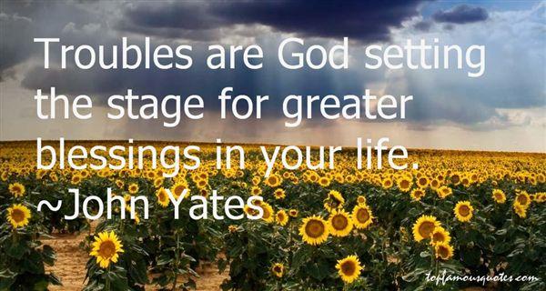 John Yates Quotes