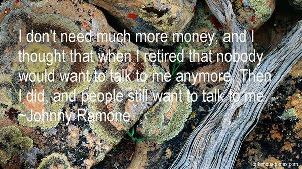 Johnny Ramone Quotes