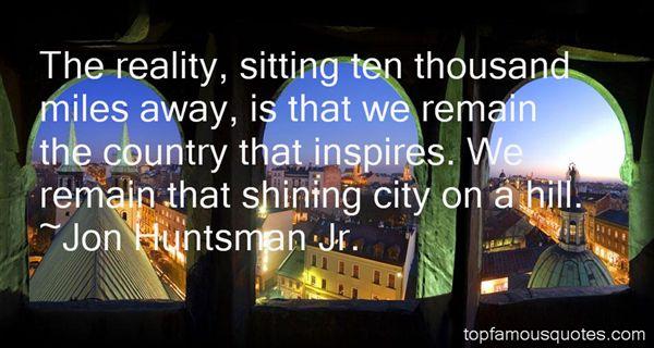 Jon Huntsman Jr. Quotes