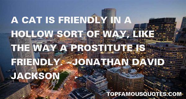 Jonathan David Jackson Quotes