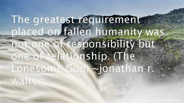 Jonathan R. Walton Quotes