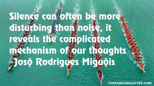 José Rodrigues Miguéis Quotes