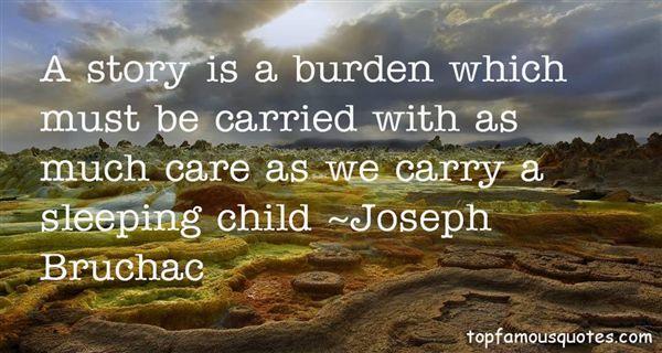 Joseph Bruchac Quotes