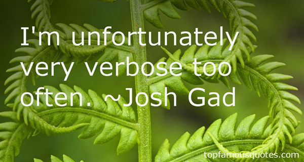 Josh Gad Quotes