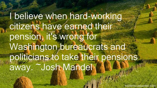 Josh Mandel Quotes