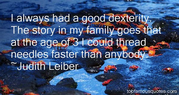 Judith Leiber Quotes