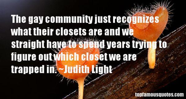 Judith Light Quotes