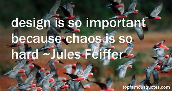 Jules Feiffer Quotes