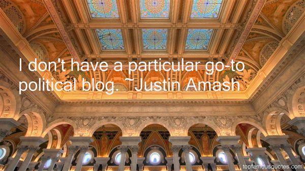 Justin Amash Quotes