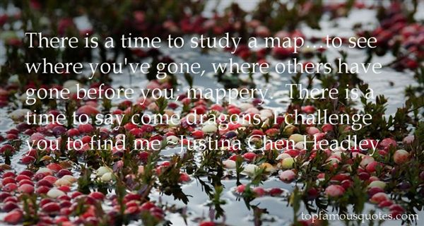 Justina Chen Headley Quotes