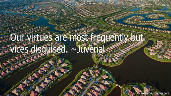Juvenal Quotes