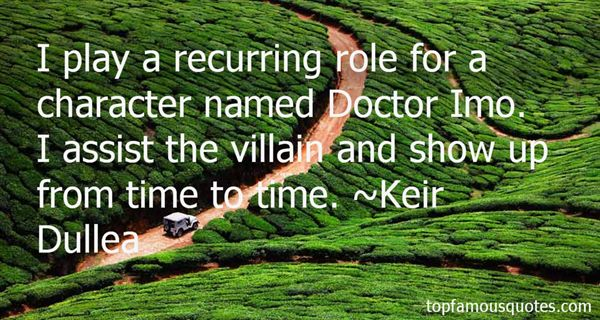 Keir Dullea Quotes