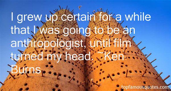 Ken Burns Quotes