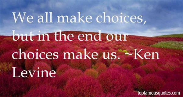 Ken Levine Quotes