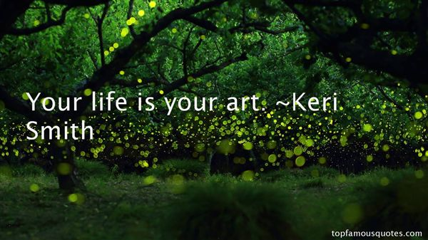 Keri Smith Quotes