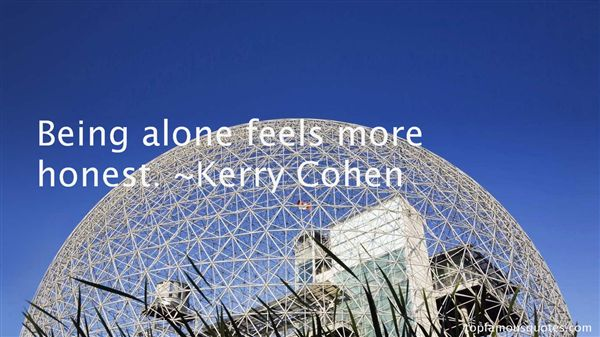 Kerry Cohen Quotes