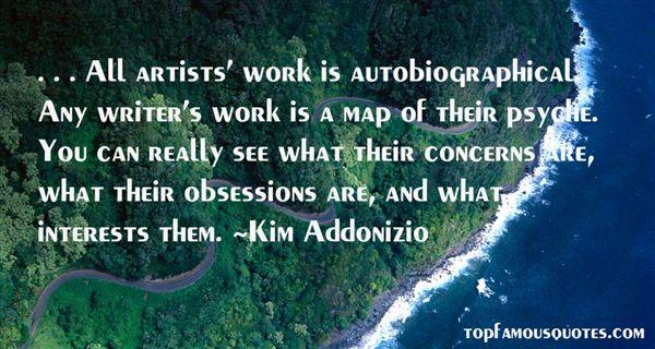 Kim Addonizio Quotes