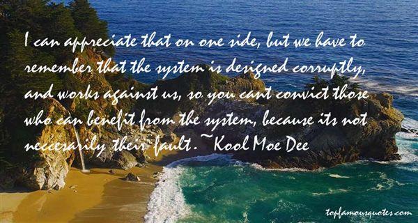Kool Moe Dee Quotes