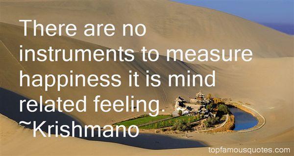 Krishmano Quotes