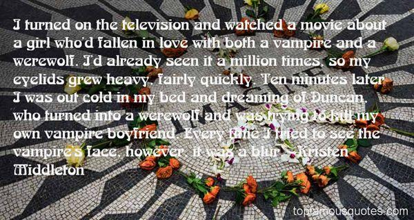 Kristen Middleton Quotes