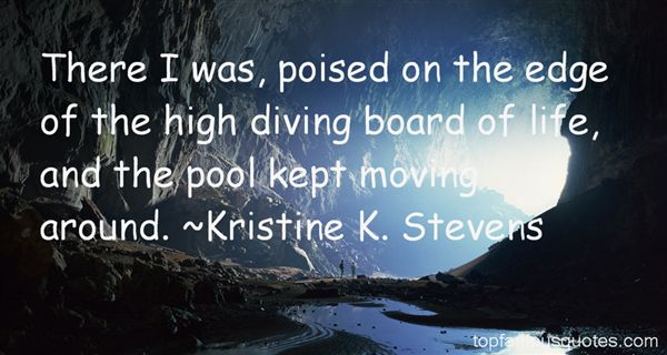 Kristine K. Stevens Quotes