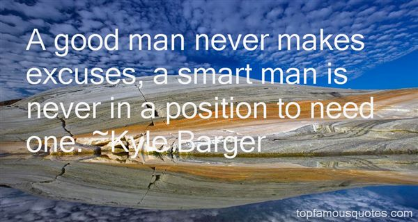 Kyle Barger Quotes